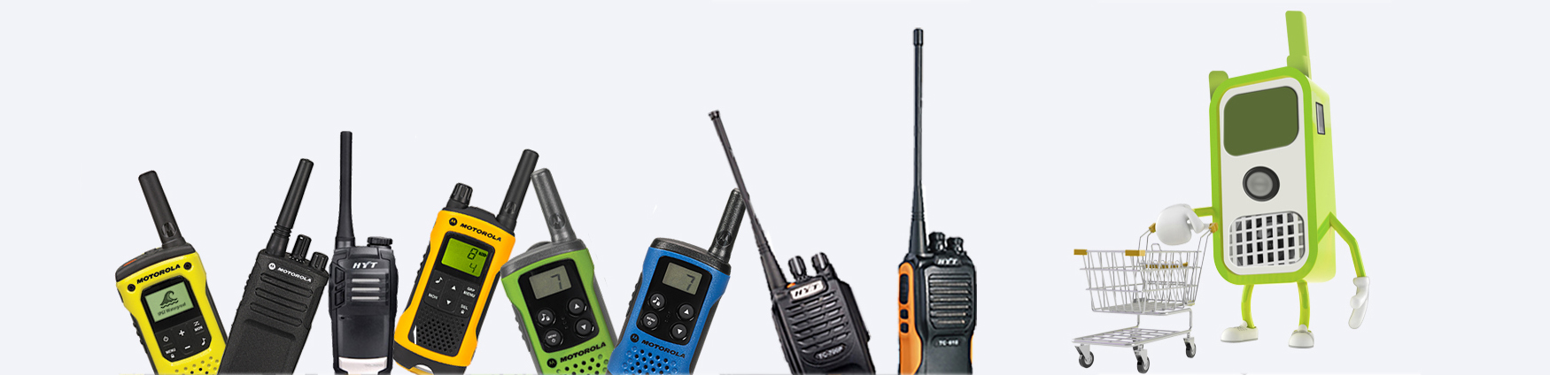 The Best Selection of Consumer Radios