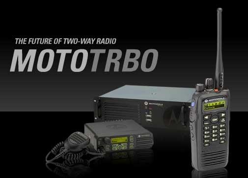 Mototrbo from Motorola