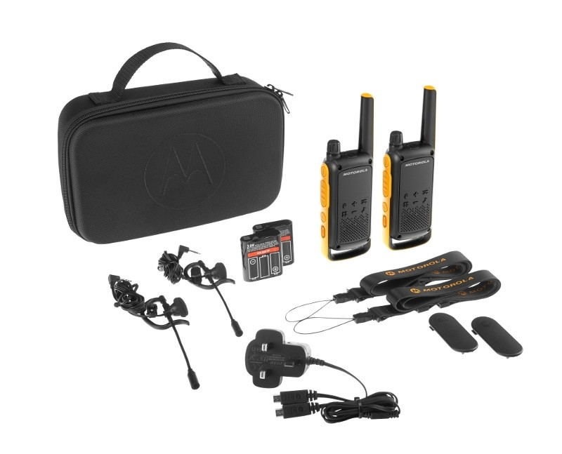 Motorola Extreme T82 Twin Pack