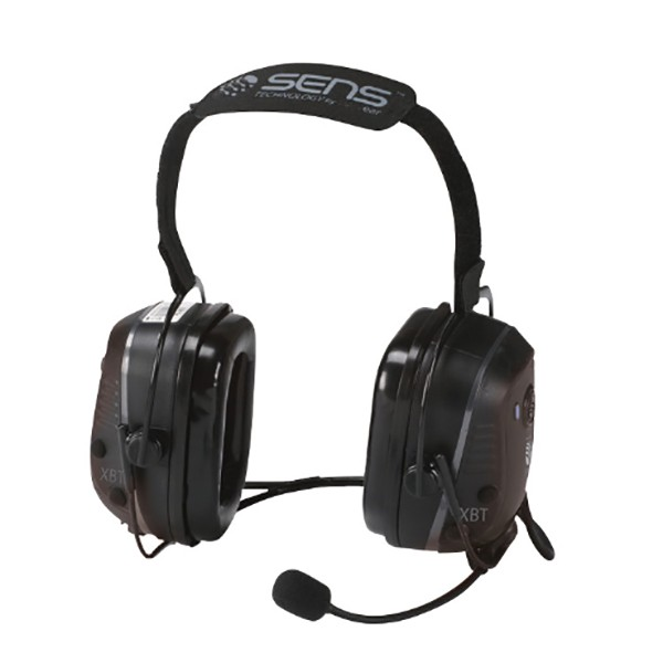 Motorola - Behind The Head Heavy Duty OCW Wireless Headset
