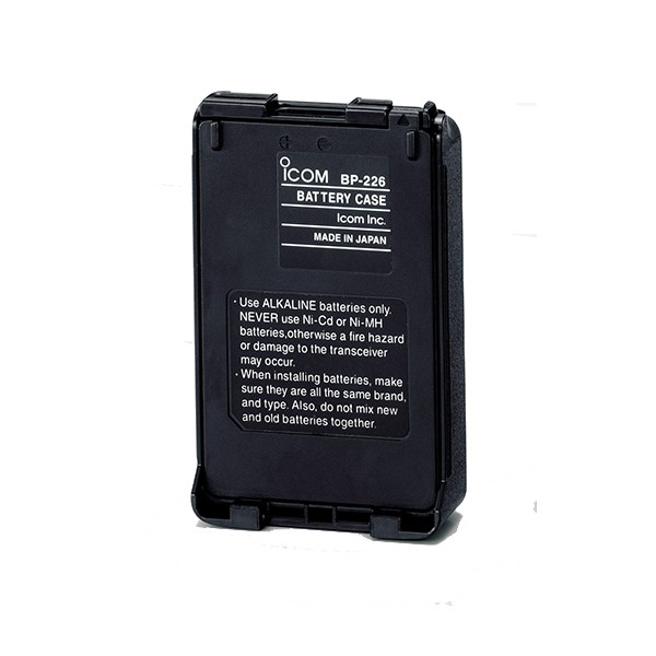 ICOM - Battery Case