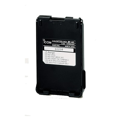 ICOM - Li-Ion battery pack