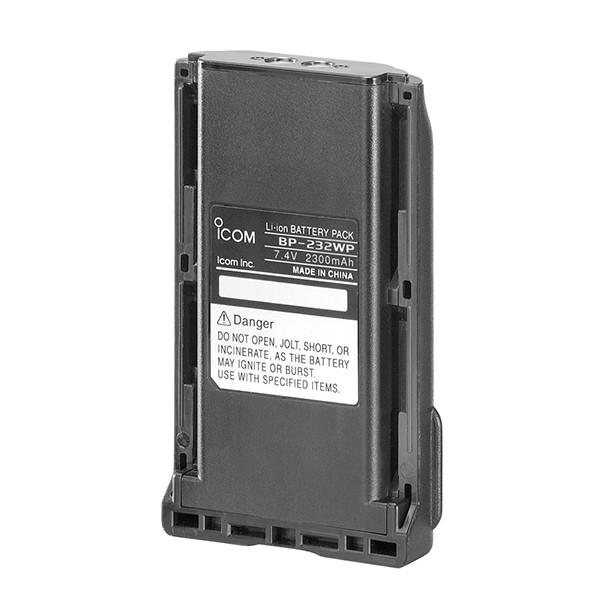 ICOM - Li-Ion battery pack