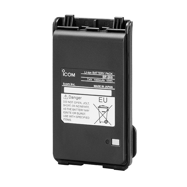 ICOM - Li-Ion Battery