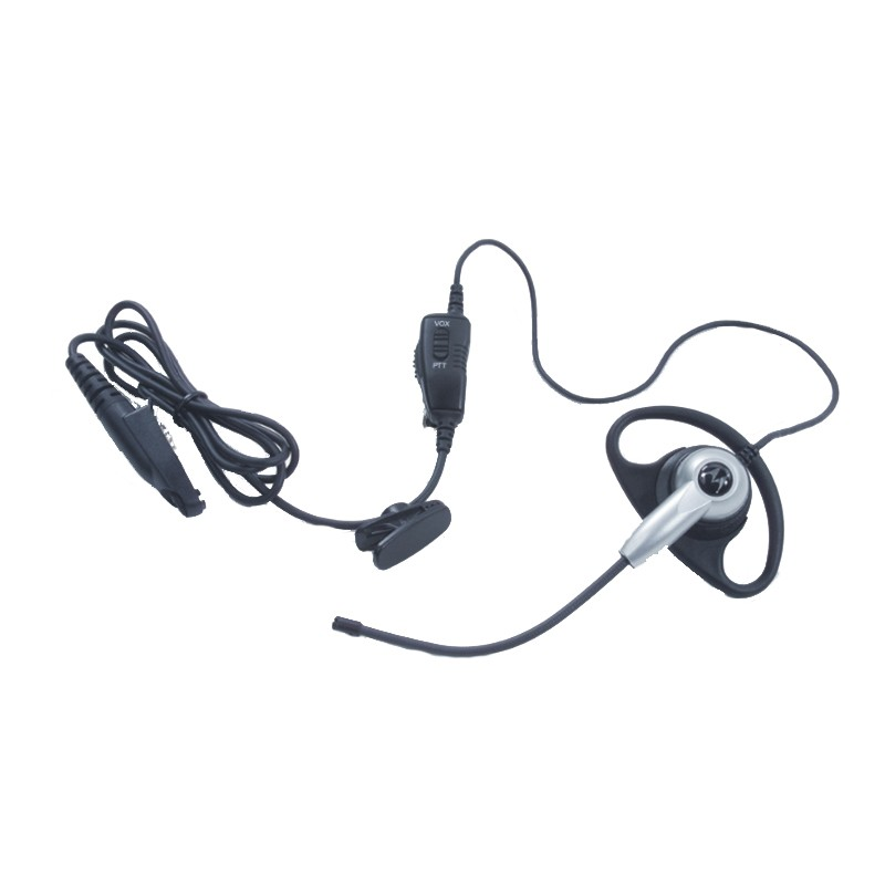 Motorola - D-Shell Earpiece, 3.5mm for RSM