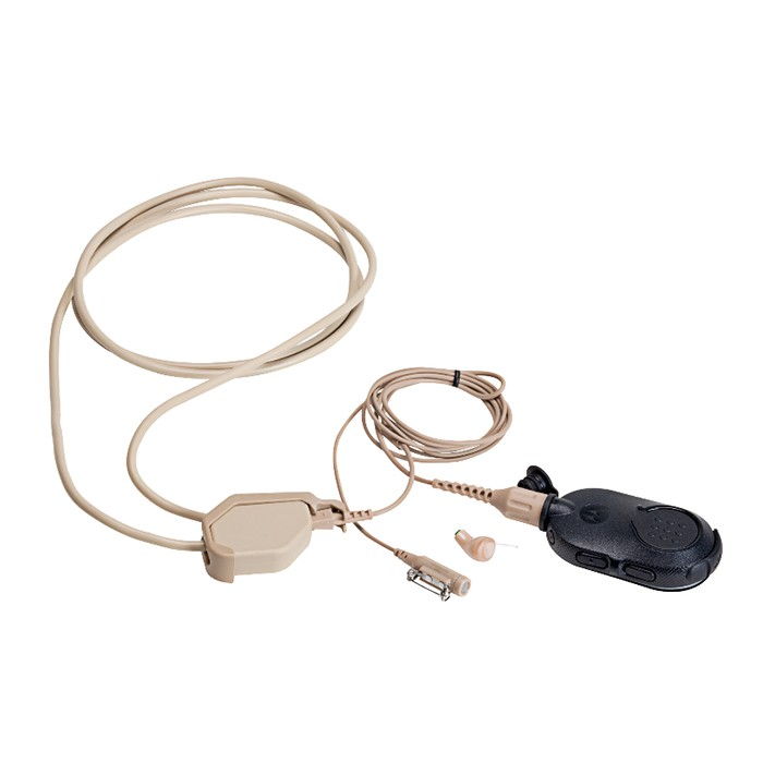 Motorola NNTN8433A Discrete Operational Critical Wireless Surveillance Kit
