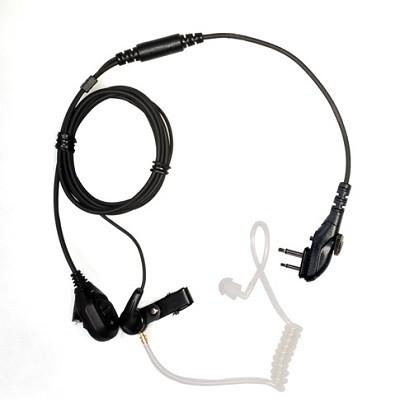 Hytera - 2 Wire Surveillance Earpiece with VOX