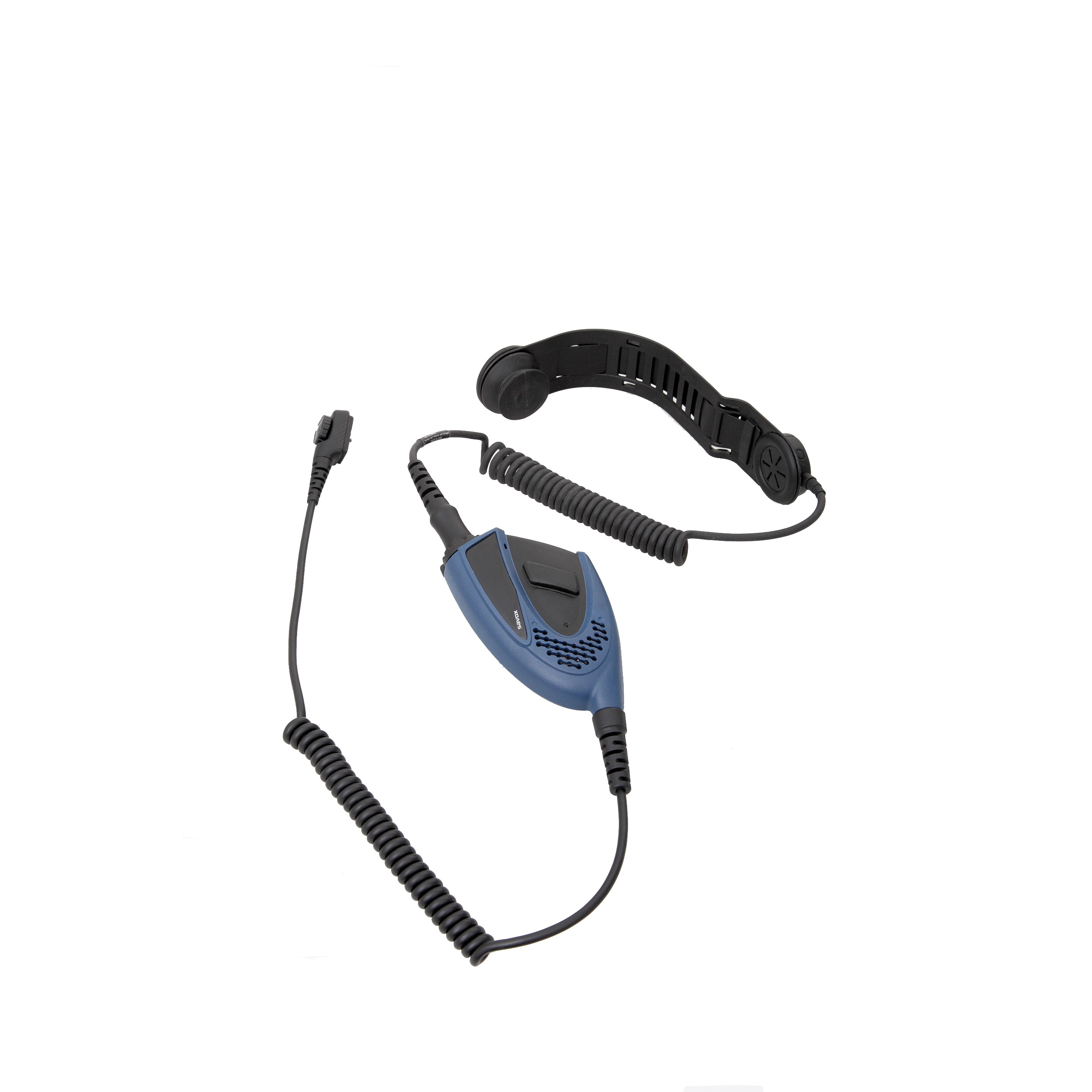 Hytera - ATEX Bone Microphone Headset with PTT part