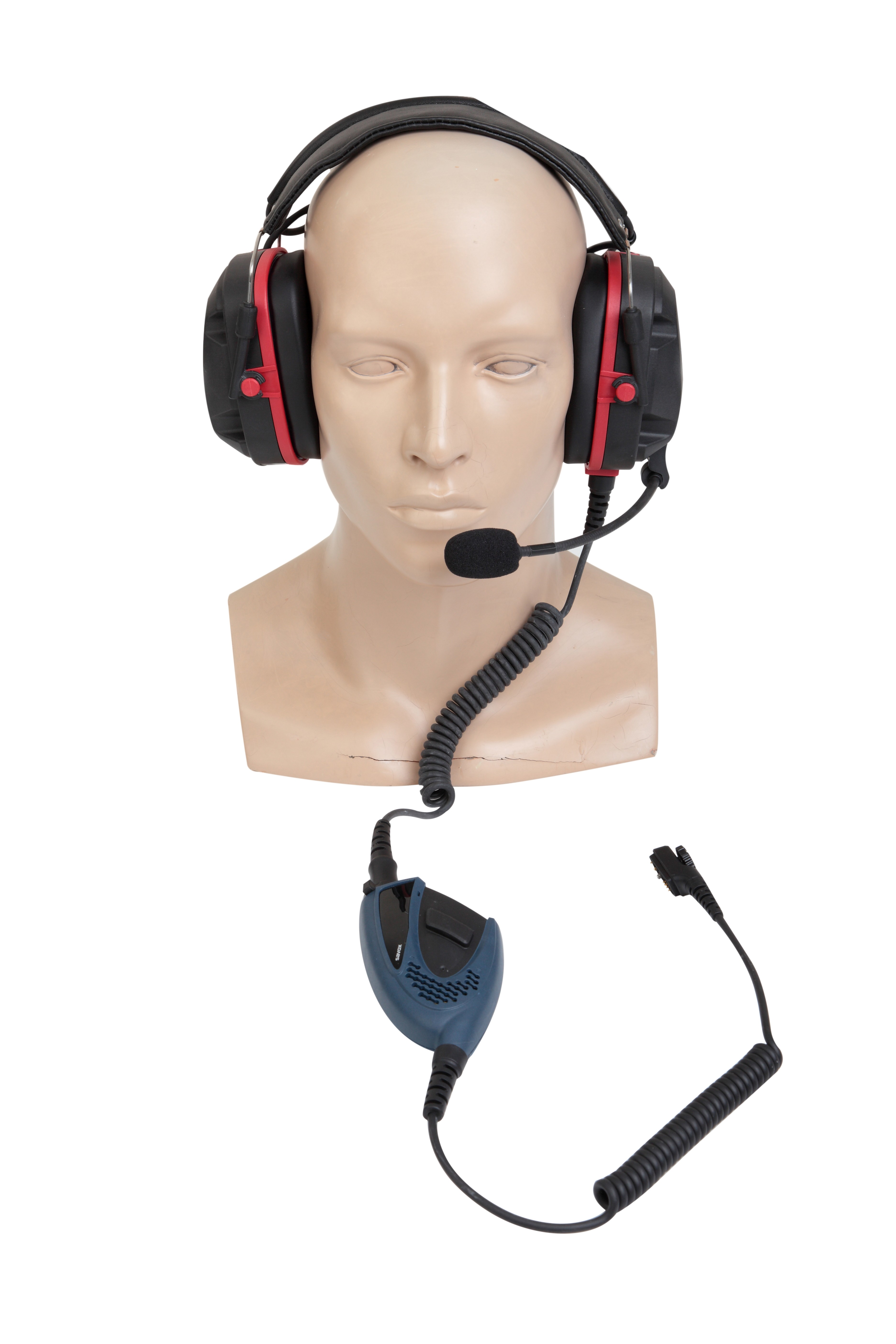 Hytera - ATEX Heavy Duty Headset with PTT Part