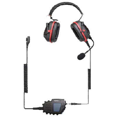 Hytera - ATEX Heavy Duty Headset with N2 PTT Part