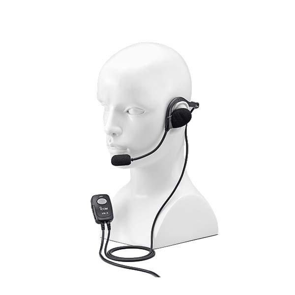 ICOM - Headset with Boom-mic