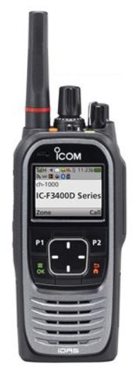 ICOM - IC-F3400DPS