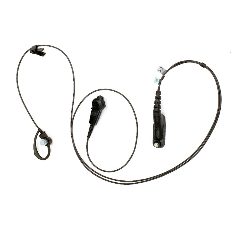 Motorola - 2-wire Surveillance Kit -  Black