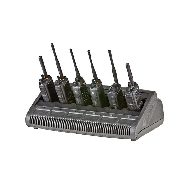 Motorola - IMPRES Multi Unit Charger (Euro Plug)