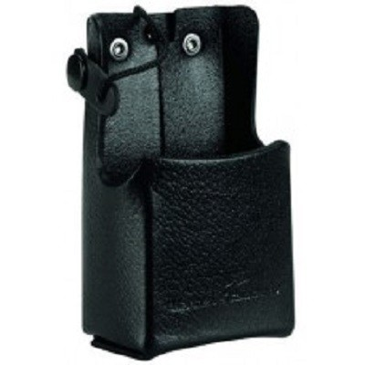 Vertex - LCC-264S Leather Carry Case with Swivel Belt Loop for FNB-V133Li