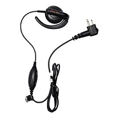Motorola - MagOne Earpiece with in-line microphone and PTT