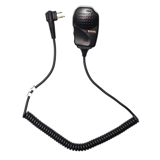Motorola - MagOne Remote Speaker Microphone with Omnidirectional mic