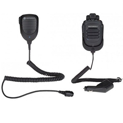 Motorola - Long Range Wireless Mobile Radio Solution with Vehicular Charger
