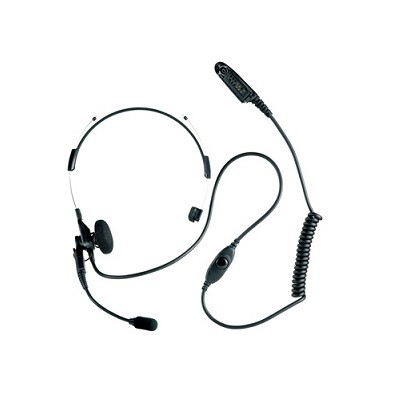 Motorola - Light Weight Headset with PTT