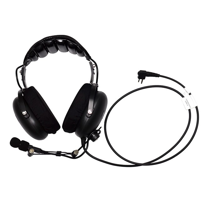 Motorola - Medium Weight Dual Muff Headset