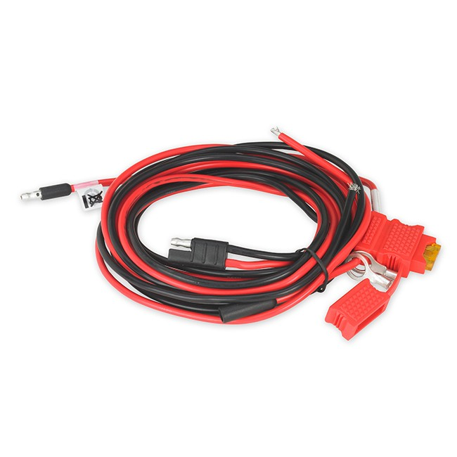 Motorola - Mobile Power Cable (10ft, 12 AWG, 20A)