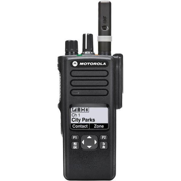 Motorola DP4600e 2 Way Radio