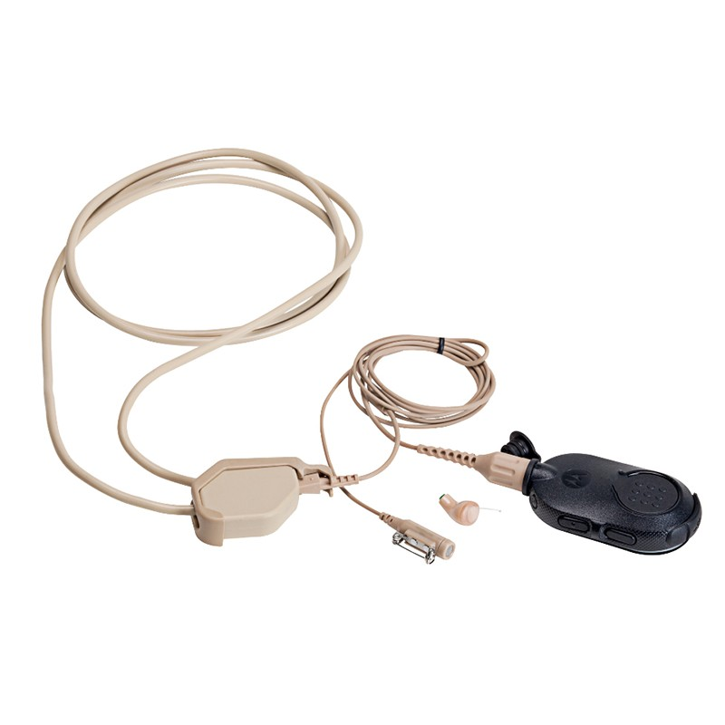 Motorola - Neckloop and Discreet Earpiece Kit
