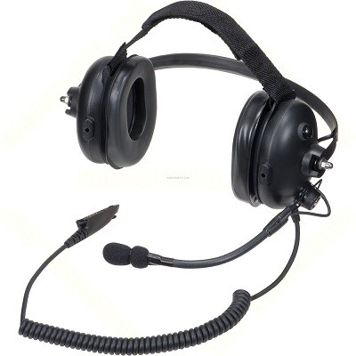 Motorola - GP Heavy Duty Headset