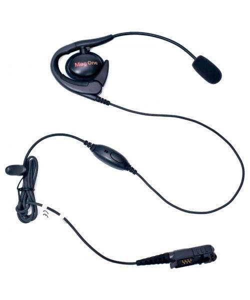 Motorola - SWIVEL EARPIECE W MIC/PTT MAGONE