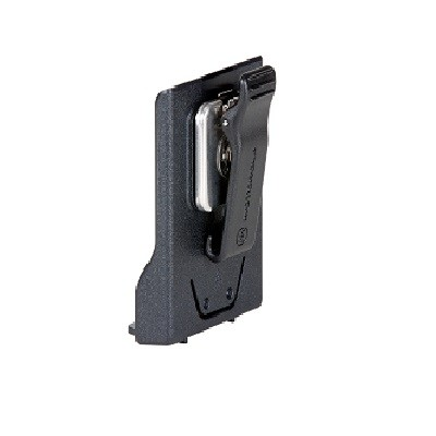 Motorola - DP Compact Plastic Holster with Belt Clip