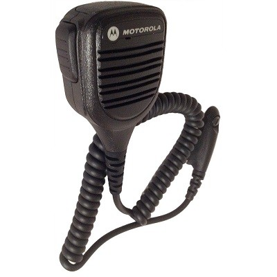Motorola - Remote Speaker Microphone