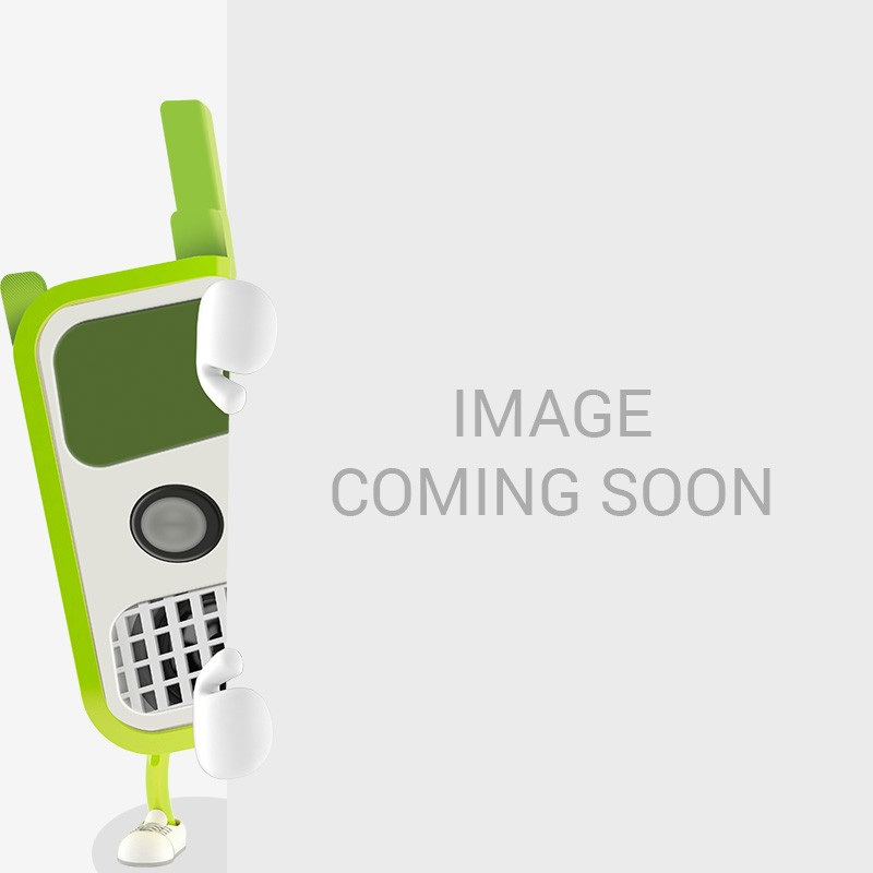 Motorola - Remote Speaker Microphone (IP57) with Windporting Enhanced Noise Reduction