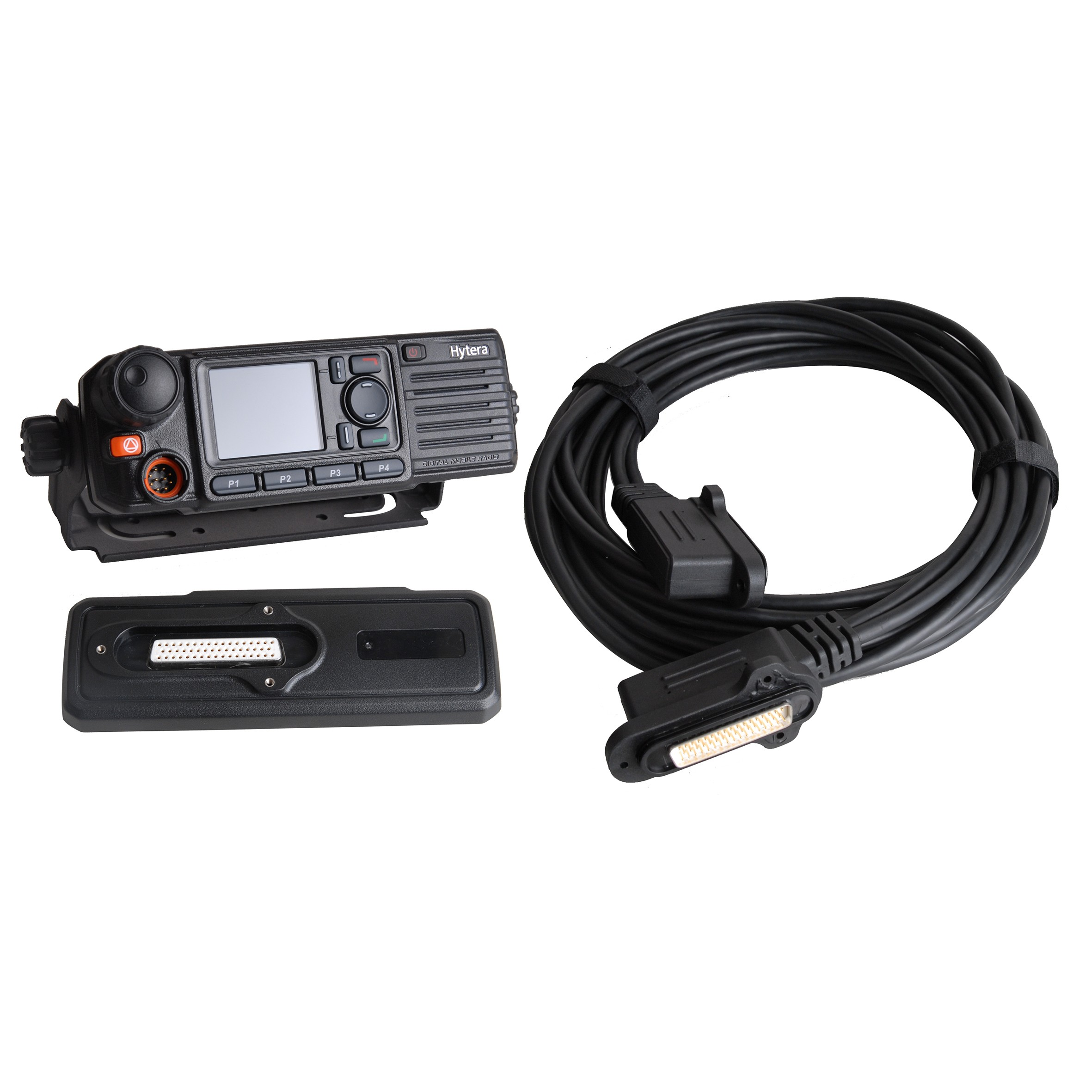 Hytera - Remote Mount Kit with Control Head - 6M Cable