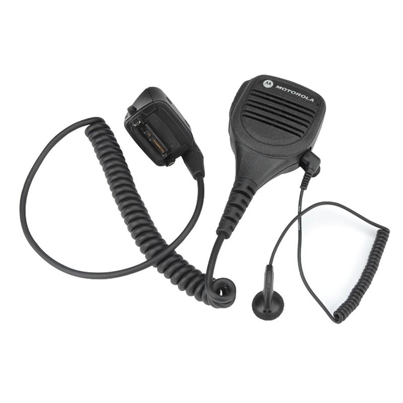 Motorola - Earbud with 3.5mm Plug for RSM