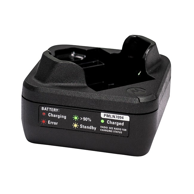 Motorola - Single Unit Charger (EU)