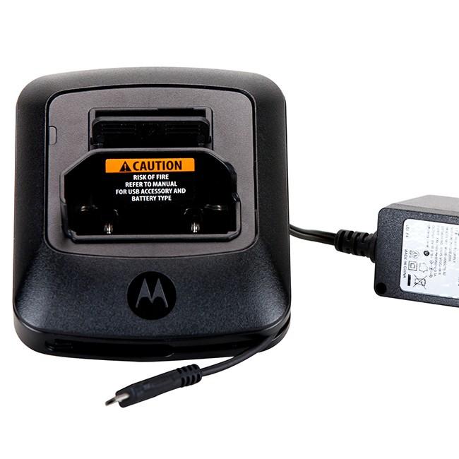 Motorola - Tri-Unit Desktop Charger (UK Plug)