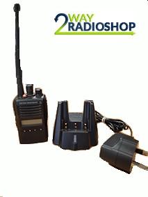 VERTEX VX824E UHF