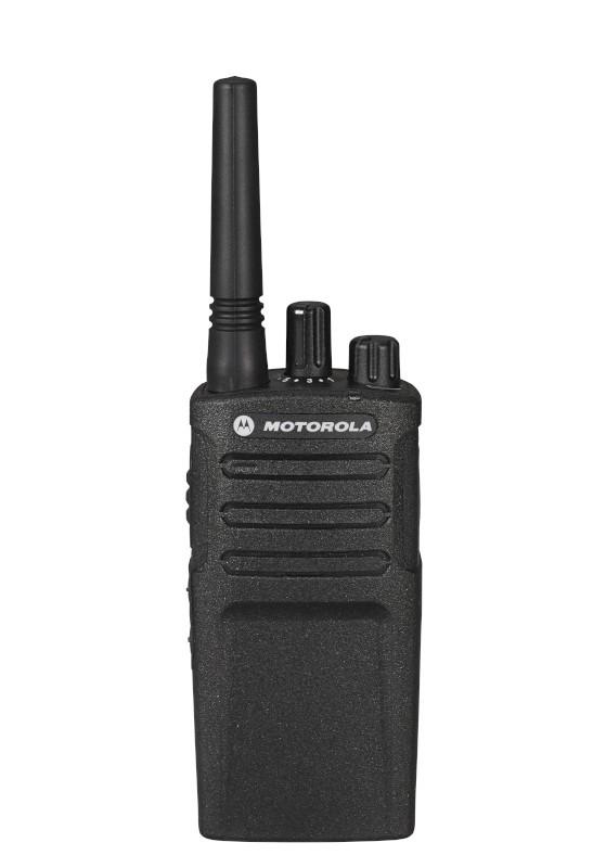 Motorola XT420 - Front View