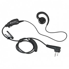 Motorola - Swivel Earpiece with PTT