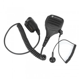 Motorola - Earbud with 3.5mm Plug for RSM