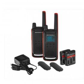 Motorola TALKABOUT T82 Walkie Talkies - Twin Pack