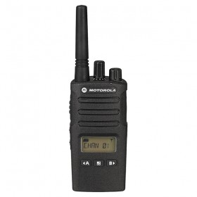 Motorola XT460 Two Way Radio Walkie Talkies - Complete with Charger