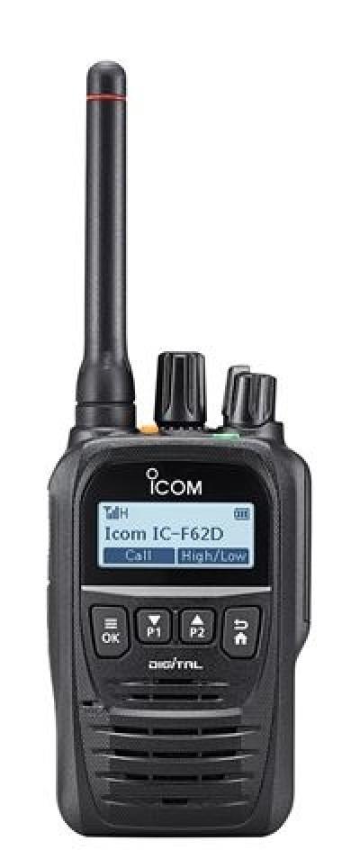 ICOM - IC-F62D