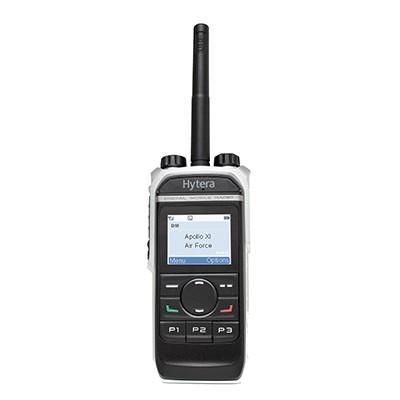 Hytera PD655G GPS 2 Way Radio