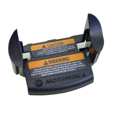 Motorola - Universal IMPRES Single Unit Charger Insert