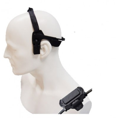 Entel - Bone Conductive Headset with inline PTT