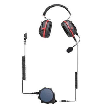 Hytera - ATEX Heavy Duty Headset with Big PTT part