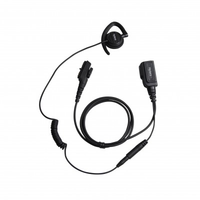 Hytera - Swivel Earpiece with PTT & MIC Cable