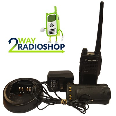 Used Motorola GP320 UHF