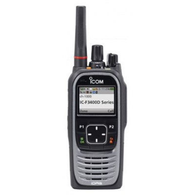 ICOM - IC-F4400DS Simple Key